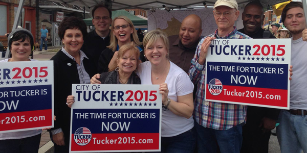 Tucker Chili Cookoff 2015